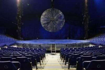 Cirque Du Soleil - Luzia, vak: 200, rij: H, stoel: 12