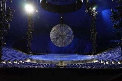 Cirque Du Soleil - Luzia, vak: 200, rij: N, stoel: 21