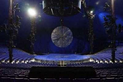 Cirque Du Soleil - Luzia, vak: 200, rij: R, stoel: 16