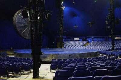 Cirque Du Soleil - Luzia, vak: 201, rij: H, stoel: 15