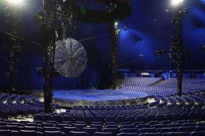Cirque Du Soleil - Luzia, vak: 201, rij: O, stoel: 12