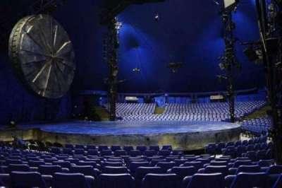 Cirque Du Soleil - Luzia, vak: 203, rij: H, stoel: 8