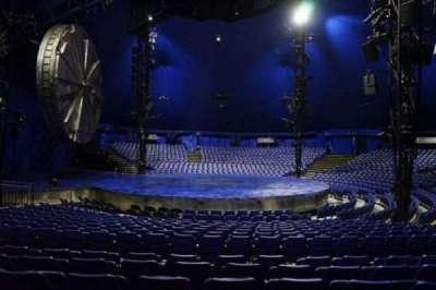 Cirque Du Soleil - Luzia, vak: 203, rij: M, stoel: 20
