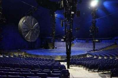 Cirque Du Soleil - Luzia, vak: 203, rij: N, stoel: 1