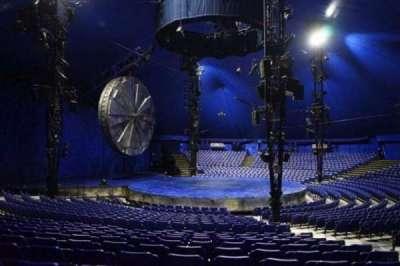 Cirque Du Soleil - Luzia, vak: 203, rij: R, stoel: 6