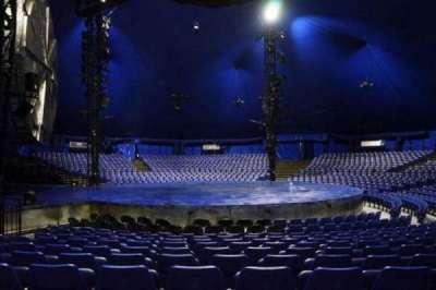 Cirque Du Soleil - Luzia, vak: 205, rij: H, stoel: 1