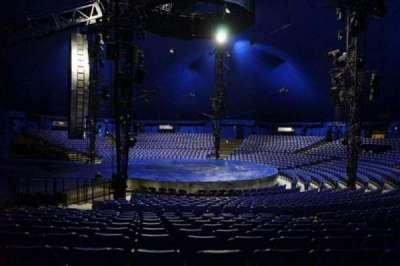 Cirque Du Soleil - Luzia, vak: 205, rij: R, stoel: 8