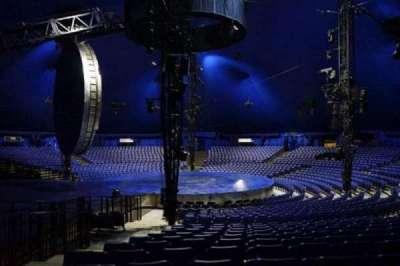 Cirque Du Soleil - Luzia, vak: 205, rij: R, stoel: 19
