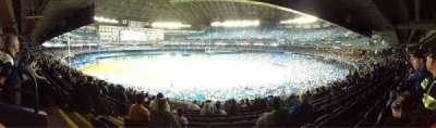 Rogers Centre, vak: 232R, rij: 11, stoel: 2