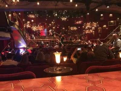 Imperial Theatre, vak: ORCH, rij: L, stoel: 15
