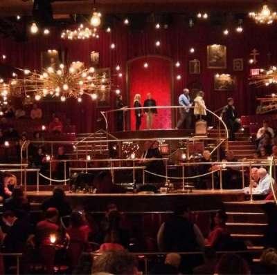 Imperial Theatre, vak: Center Orch, rij: M