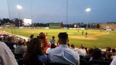 Silver Cross Field, vak: 102, rij: K, stoel: 10