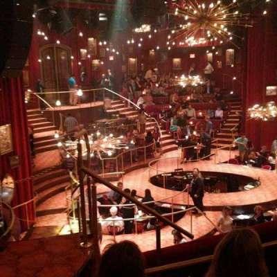 Imperial Theatre, vak: FMEZZ, rij: C, stoel: 7