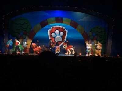 Fox Theatre (Atlanta), vak: ORCHC, rij: AA, stoel: 108