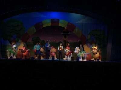 Fox Theatre (Atlanta), vak: ORCHCT, rij: AA, stoel: 108