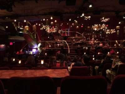 Imperial Theatre, vak: 3, rij: N, stoel: 7