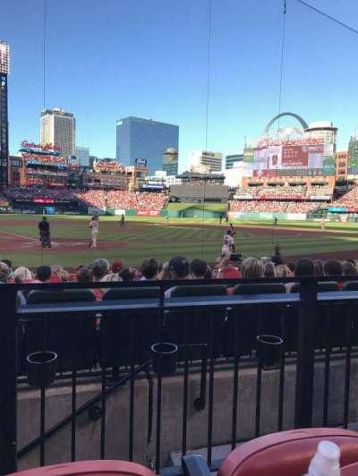 Busch Stadium, vak: 148, rij: 2, stoel: 1