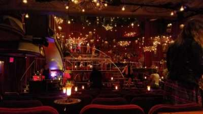 Imperial Theatre, vak: Orchestra, rij: L, stoel: 23
