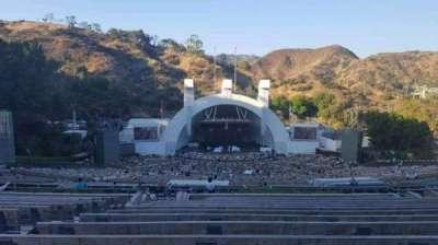 Hollywood Bowl, vak: N-1, rij: 16, stoel: 8