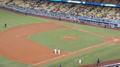 Dodger Stadium, vak: 31RS, rij: P, stoel: 16