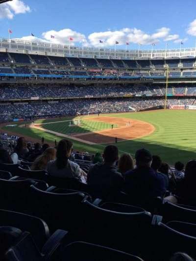 Yankee Stadium, vak: 211, rij: 19, stoel: 13