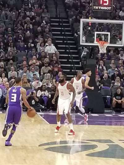 Golden 1 Center vak 114