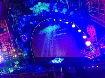 Palace Theatre (Broadway), vak: Mezz, rij: C, stoel: 18