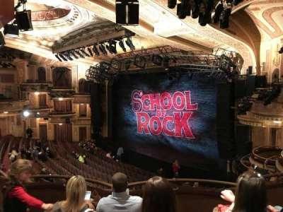 Winter Garden Theatre, vak: Mezz, rij: D, stoel: 22
