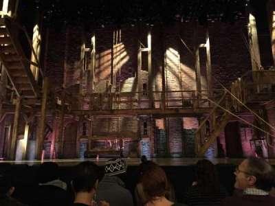 Richard Rodgers Theatre, vak: Orchestra, rij: C, stoel: 106