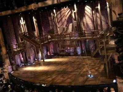 Richard Rodgers Theatre, vak: Fmezza, rij: A