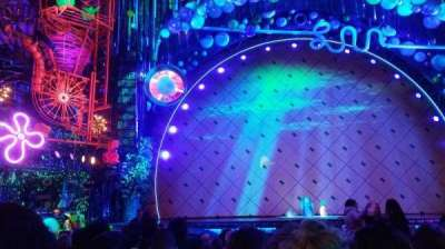 Palace Theatre (Broadway), vak: Orchestra Left, rij: N, stoel: 105