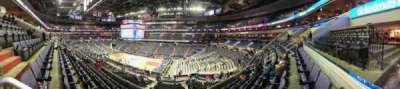 Capital One Arena, vak: 203, rij: F, stoel: 1