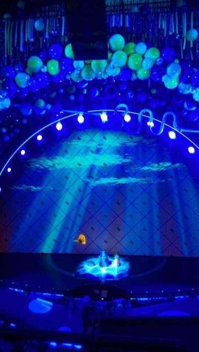 Palace Theatre (Broadway), vak: Mezzanine, rij: AA, stoel: 108