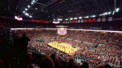 Value City Arena, vak: 319, rij: C, stoel: 3