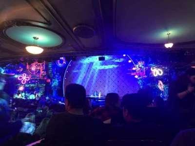 Palace Theatre (Broadway), vak: Orchestra, rij: T, stoel: 106