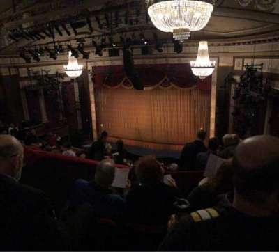 Imperial Theatre, vak: RMEZZ, rij: D, stoel: 8
