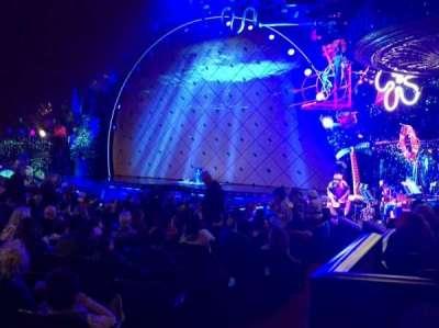 Palace Theatre (Broadway), vak: ORCH, rij: N, stoel: 4