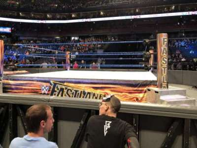 Nationwide Arena, vak: Floor 2, rij: C, stoel: 6