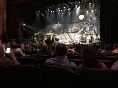 Fox Theatre (Atlanta), vak: ORCHRC, rij: K, stoel: 58