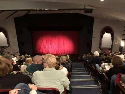 Walnut Street Theatre, vak: Mezz Right, rij: R, stoel: 303
