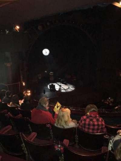 Palace Theatre (West End), vak: Dress circle, rij: F, stoel: 31