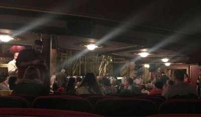 CIBC Theatre, vak: ORCH-R, rij: Z, stoel: 12