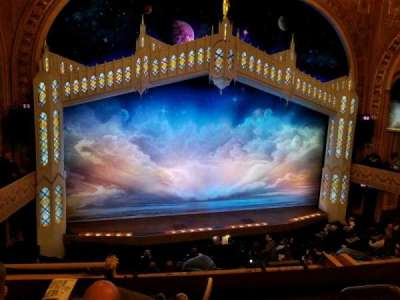 Eugene O'Neill Theatre, vak: Mezz Left, rij: C, stoel: 1
