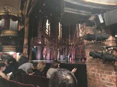 Richard Rodgers Theatre, vak: ORCH, rij: C, stoel: 20