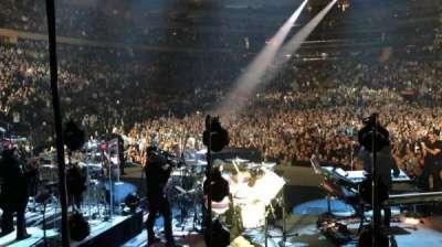 Madison Square Garden, vak: 112, rij: 7, stoel: 14