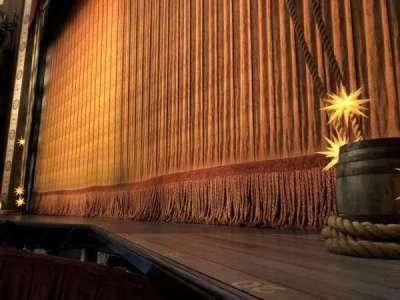 Imperial Theatre, vak: Orchestra, rij: A, stoel: 12