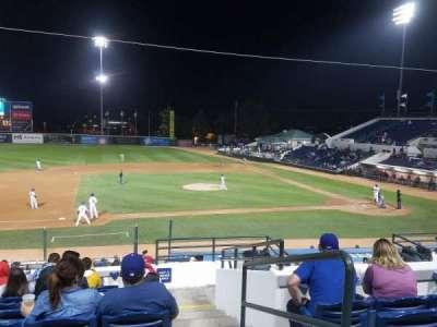LoanMart Field, vak: 12, rij: 10, stoel: 1