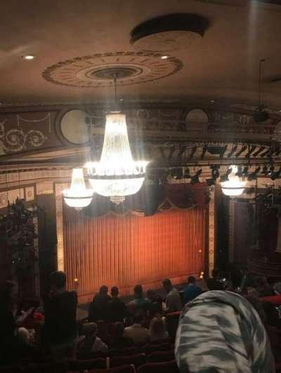 Imperial Theatre, vak: RMEZZ, rij: H, stoel: 6