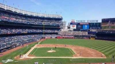Yankee Stadium, vak: 217, rij: 14, stoel: 1