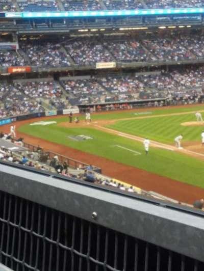 Yankee Stadium, vak: 212, rij: 1, stoel: 6